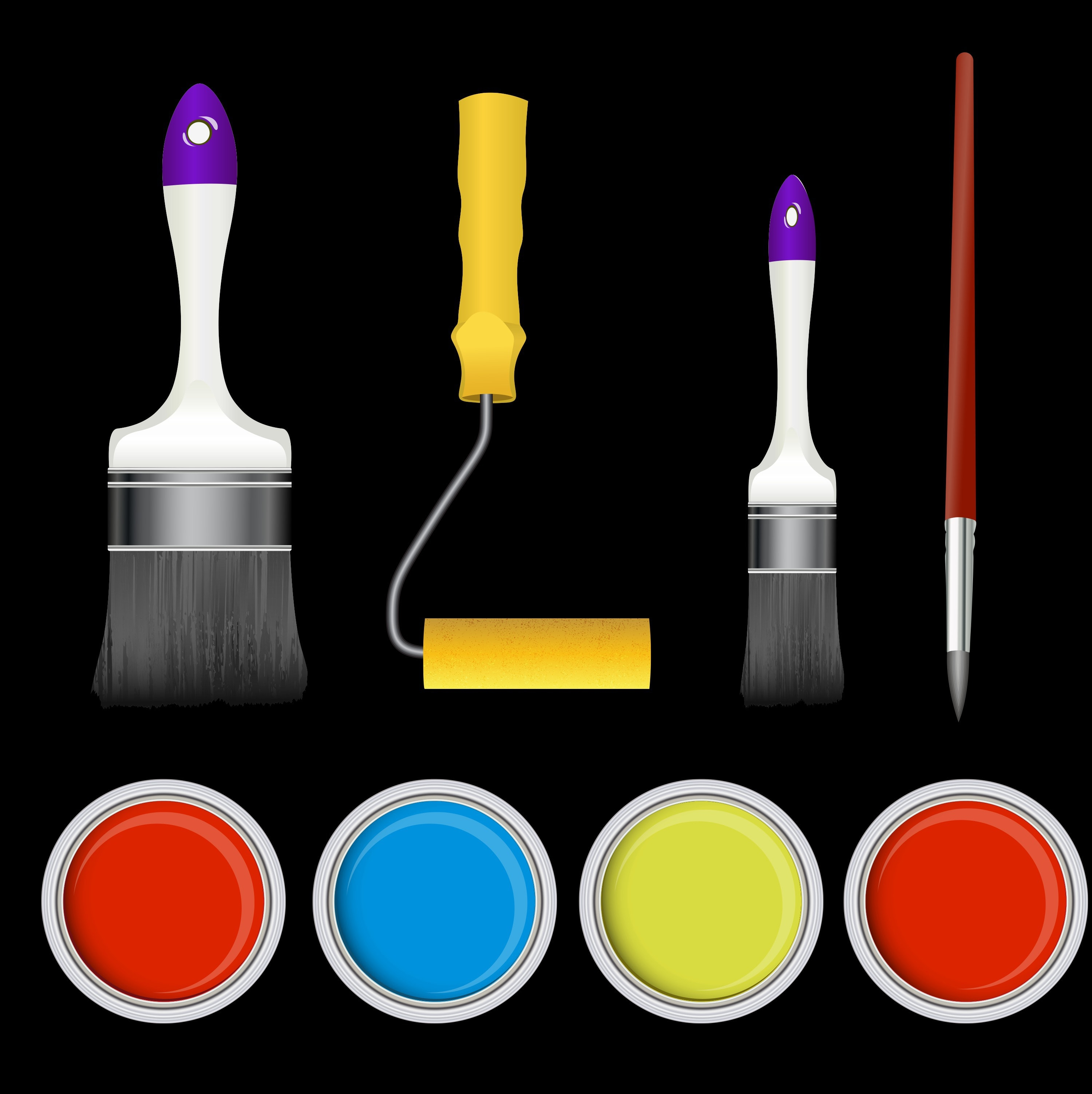 painting-tools-and-equipment