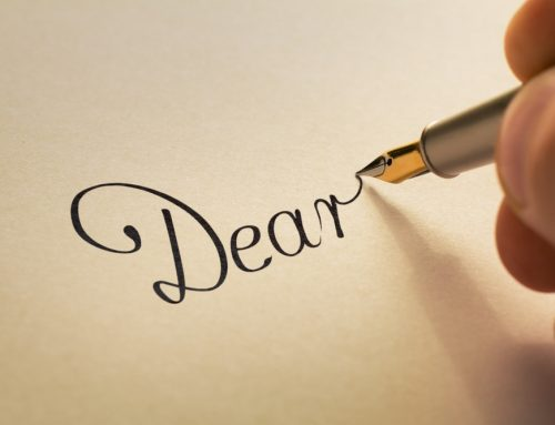 December is Write to a Friend Month