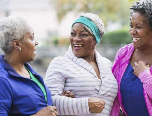 5 Healthy Changes Adults 50+ Can Make