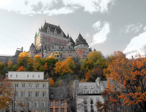 French Flair, Fun and Friends – Quebec City for the 50+ Traveler!