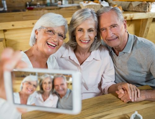 Report shows retirees have more fun than any other age group
