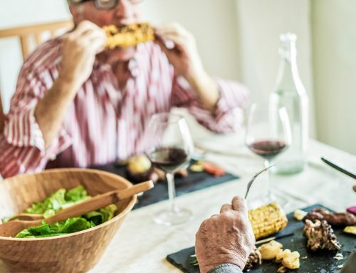 A Table for Two (or More) Contributes to Healthy Eating for Seniors