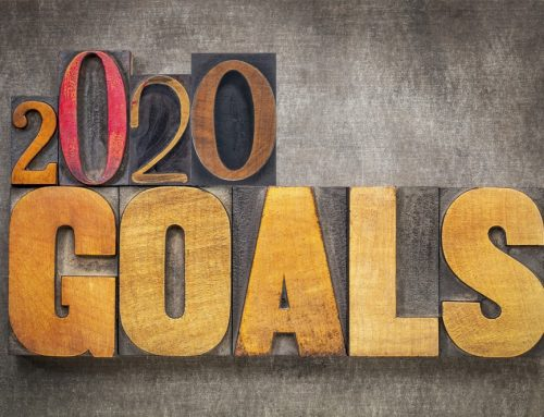 Embrace the New Year! Tips on Goal Setting for 2020
