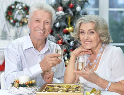 8 healthy New Year's resolutions for adults 55+