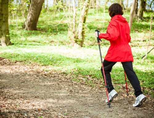 Nordic Walking a Good Fitness Option While Social-Distancing